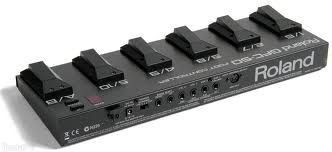 roland gfc-50 foot controller